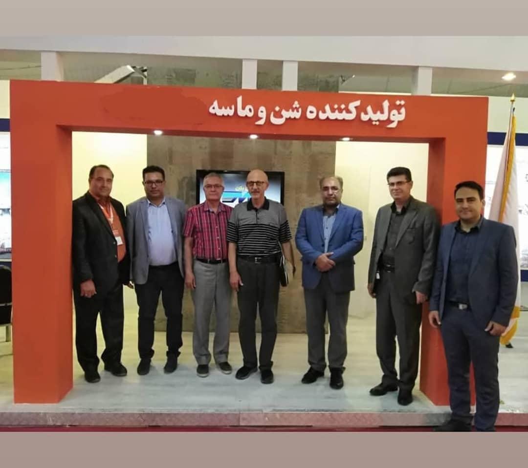 شرکت صدرا کنار شیراز معدن شن و ماسه استاندارد در شیراز